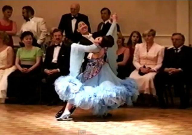 Ballroom Competition Highlights (Part I) for TVCogeco, Robert Tang & Beverley Cayton-Tang