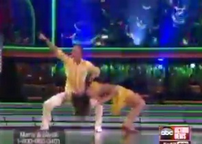 """""""Dancing With The Stars"""": Celebrities light up Latin Night"""