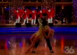 """Dancing with the Stars Recap"" 4-24"