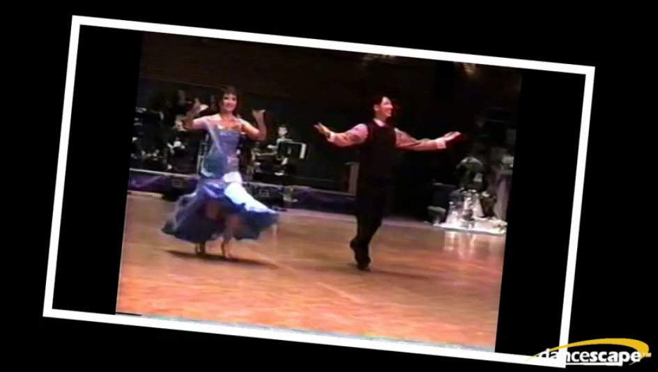 Ballroom Dancing Highlights (Part III) for TVCogeco, Robert Tang & Beverley Cayton-Tang