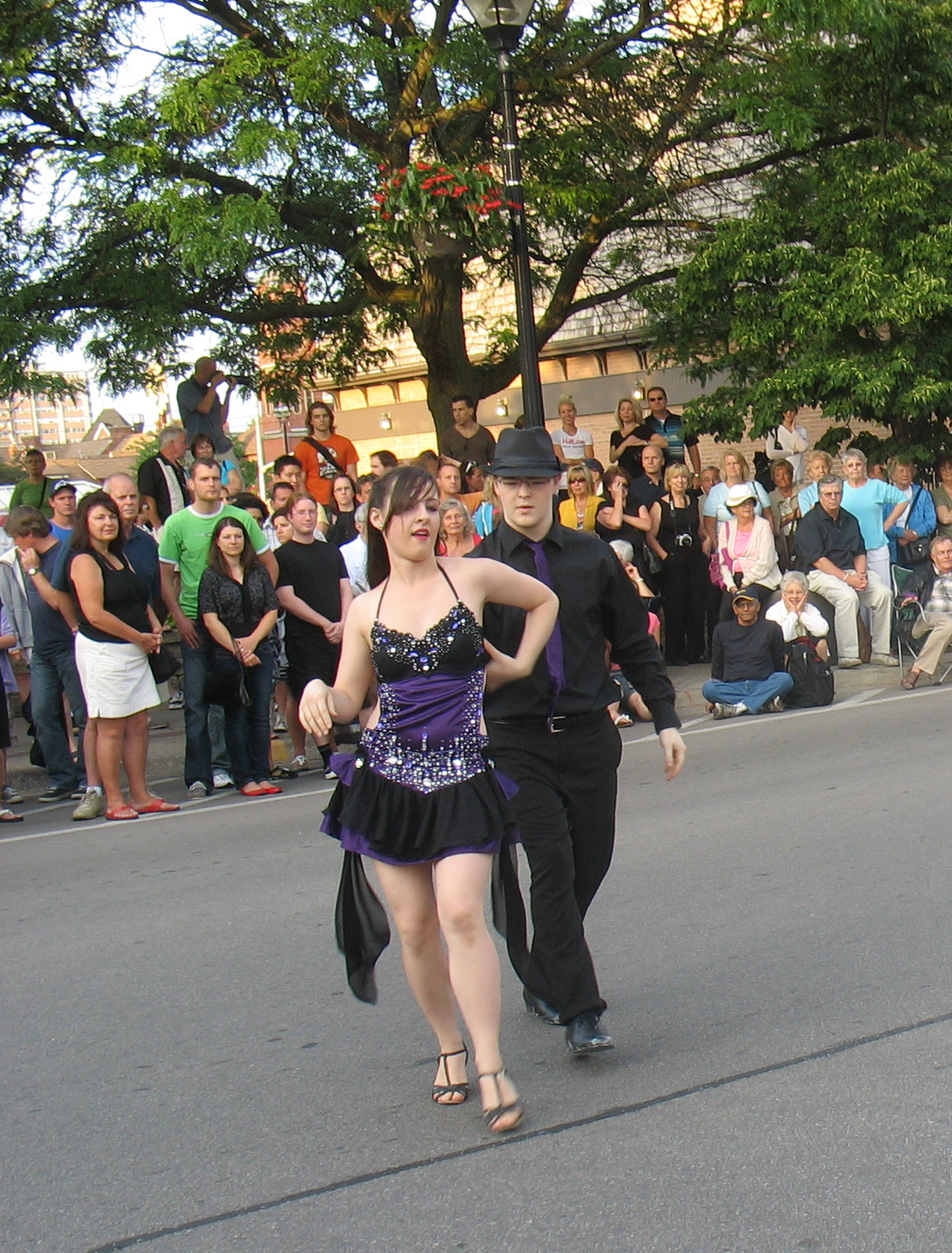 danceScape @ Burlington Sound of Music Festival – KiAnne & Kevin Full Demos (Friday)