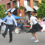 danceScape @ Burlington Sound of Music Festival – Hammer Hoppers Lindy Hop Full Demos (Friday)