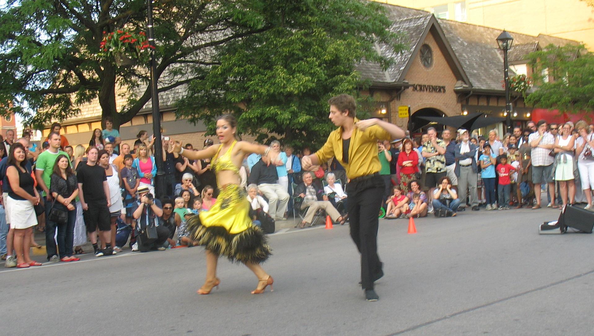 danceScape @ Burlington Sound of Music Festival – Veli & Matt Full Demos (Friday)