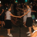 danceScape @ Burlington Sound of Music Festival – Lindy Hop Swing Dance Lesson with Erika & Hammer Hoppers (Saturday)