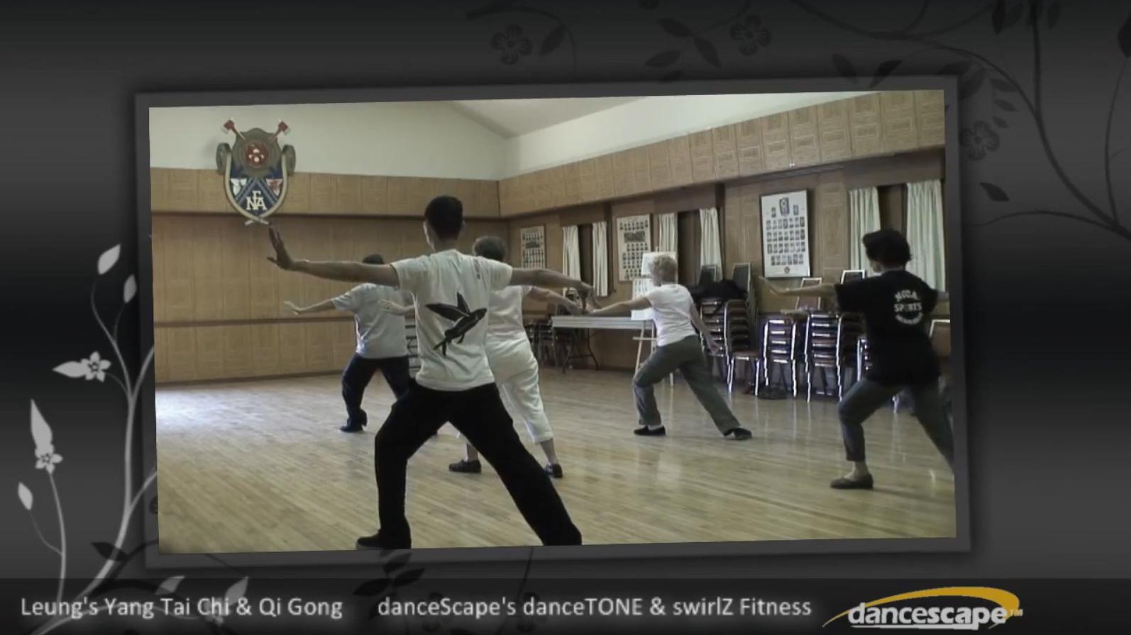 danceScape Tai Chi (Yang Style), Qi Gong, danceTONE & swirlZ Fitness
