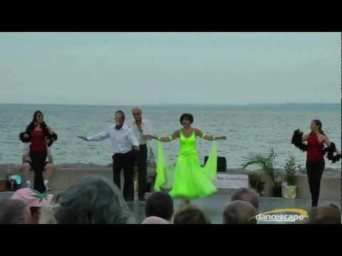 danceScape @the Waterfront: Alex Reynolds CHCH Quickstep (7:15 p.m.)