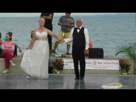 danceScape @the Waterfront: Mel & Lynn Foxtrot (7:15 p.m.)