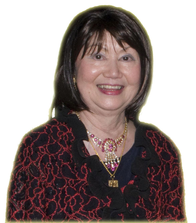 In Loving Memory of Judy Mun Pin Tang, November 28, 1938 to August 5th, 2012