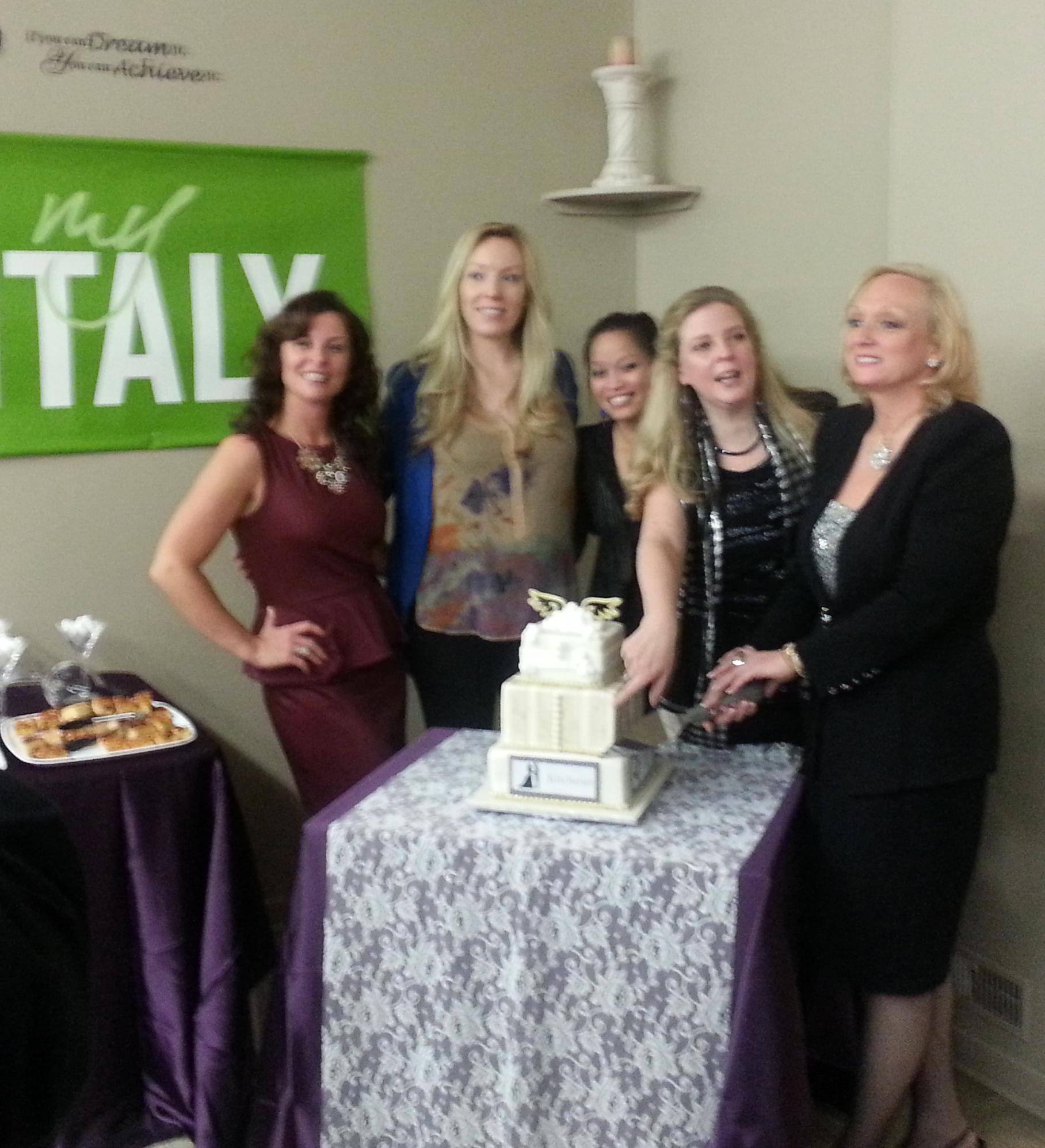 Wedding Saviours Launch with Jane Dayus-Hinch, host of Wedding SOS & Brenda Holdsworth, CWO