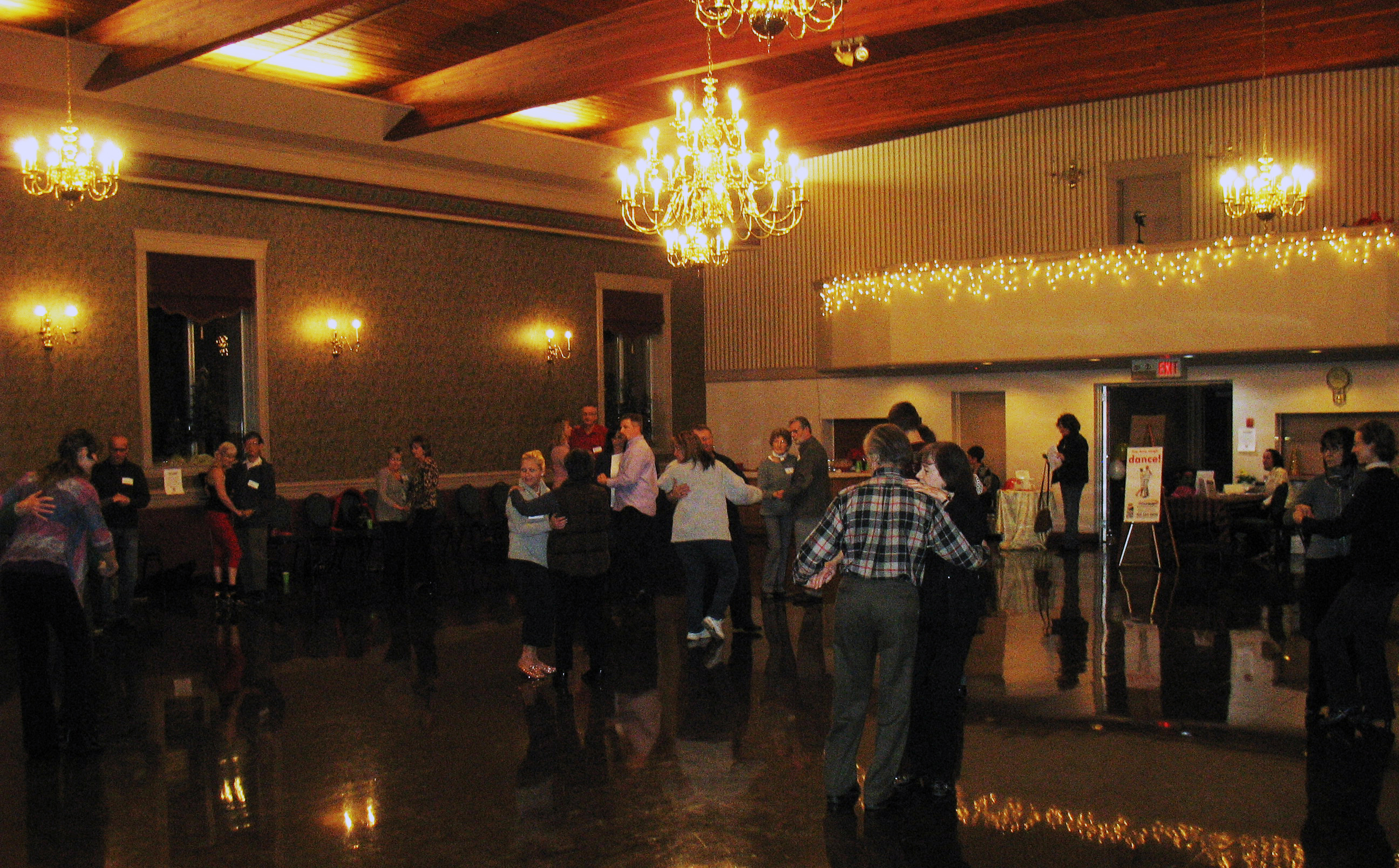 danceScape Open House – Ballroom, Salsa/Latin, danceTONE, Lindy Hop