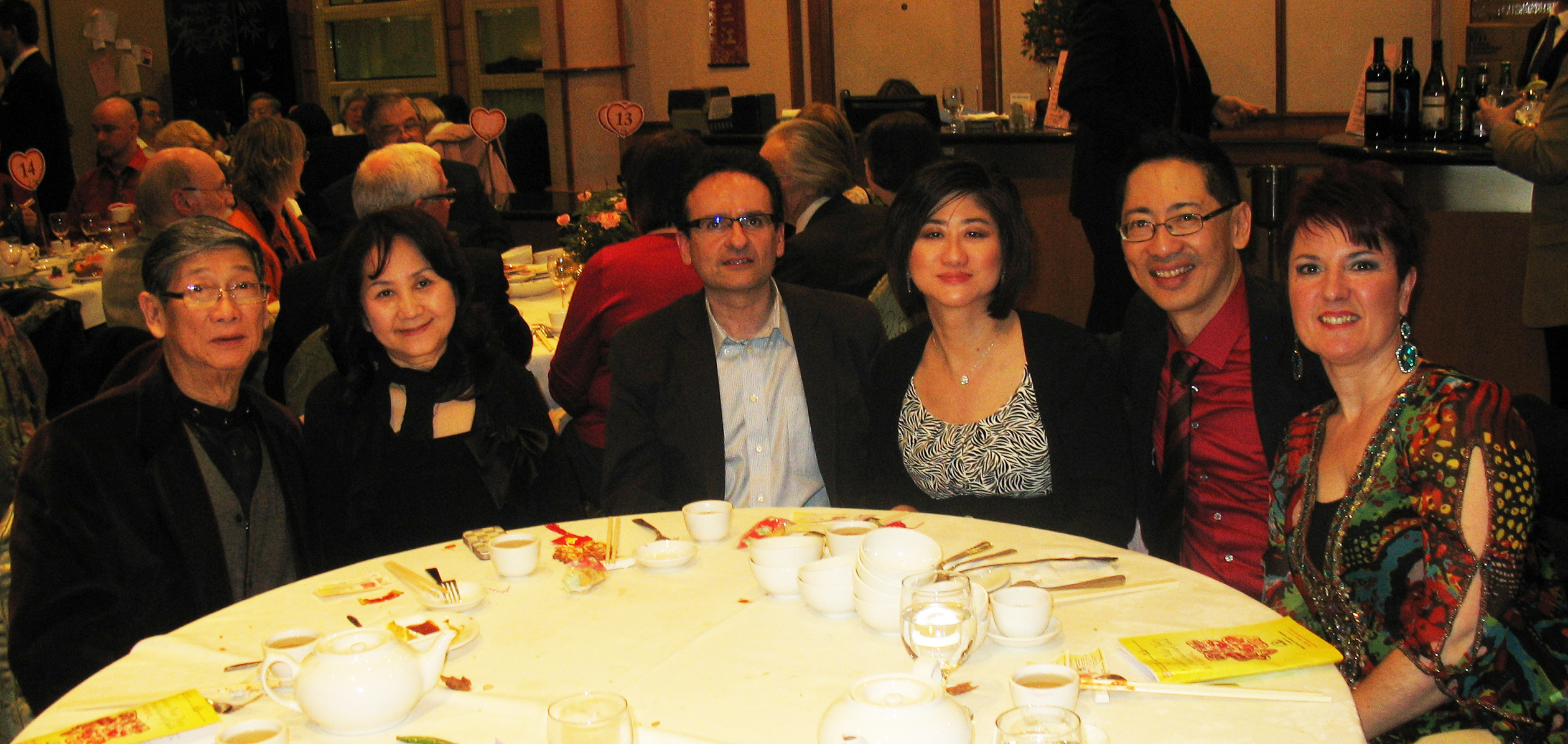Halton Region Chinese Canadian Association Fundraising Dinner