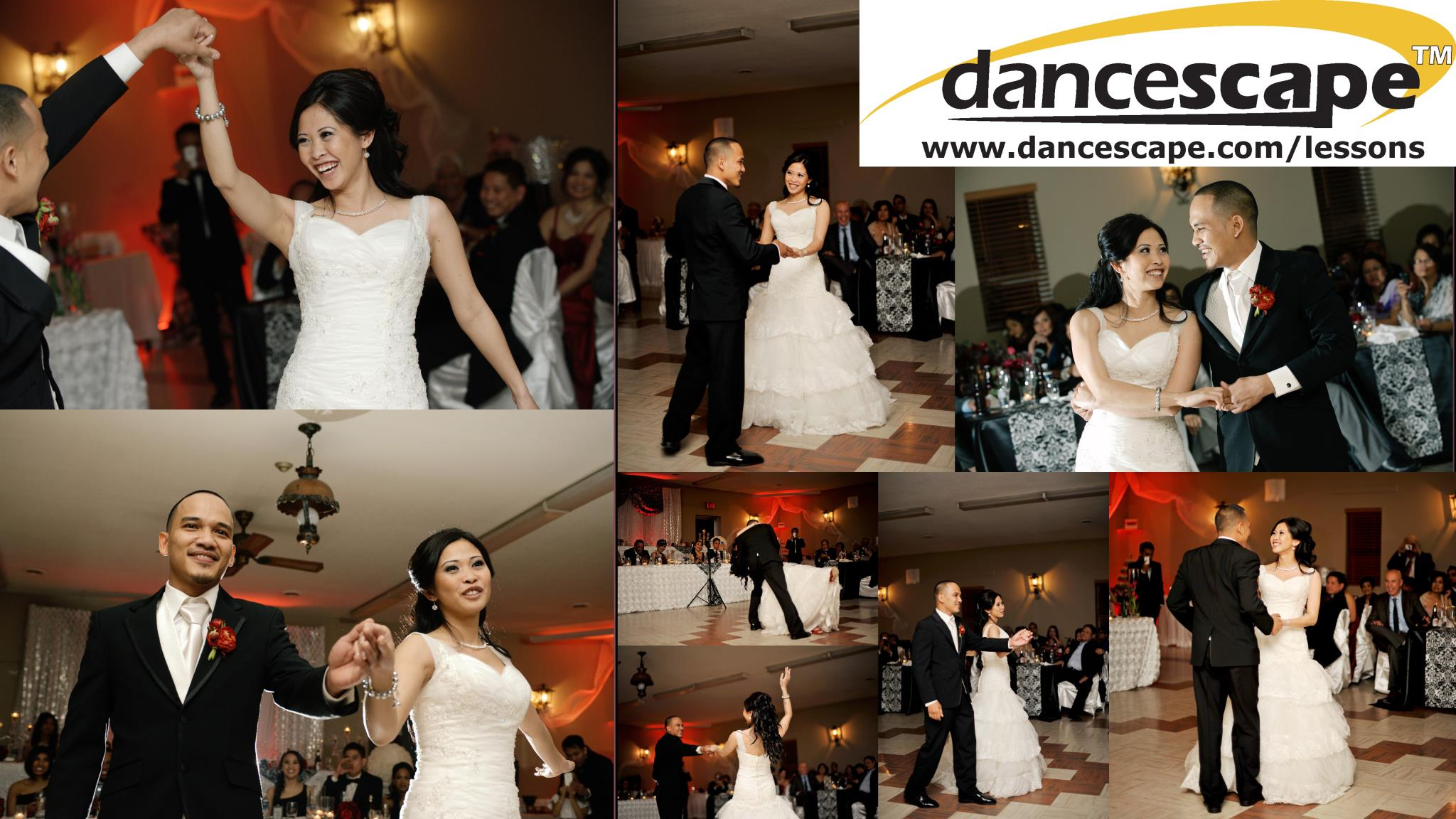 Wedding Dance Mashup Lesson: Jhonavel & Rolan, Wedding Saviours Halton Peel