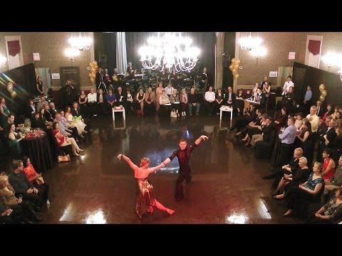 danceScape Presents Alexsandra & Damian – In Honour of Sarah Taylor & Keith Childerhose
