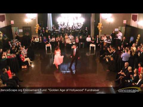 Sarah Taylor & Keith Childerhose – danceScape Life Achievement Honourees for Wedding Saviours