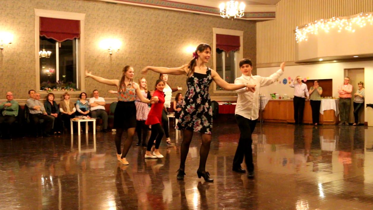 danceScape End-of-Term (Winter/Spring 2014) Party