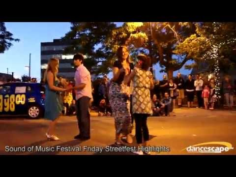 Sound of Music Festival – danceScape at Streetfest Friday Highlights