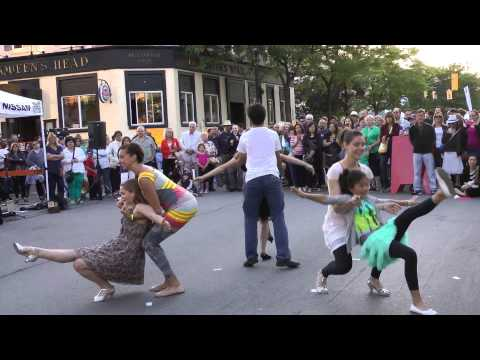 Sound of Music Festival 2014 – Saturday Dance Highlights with danceScape
