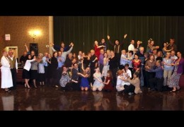 danceScape Ballroom Party Highlights … Fun on the Dance Floor!