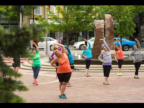 #danceScape at Fit in the Core, @DTBurlingtonON @Periscope Highlights