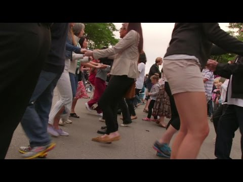 danceScapeTVLive @Periscope – Swing/Jive Lesson Live Broadcast Highlights