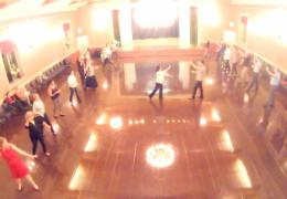 20151013 – Absolute Beginners Club Salsa Session 04