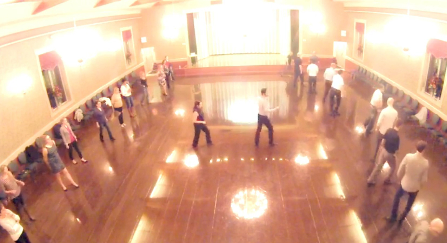 20151020 – Absolute Beginners Club Salsa Session 05