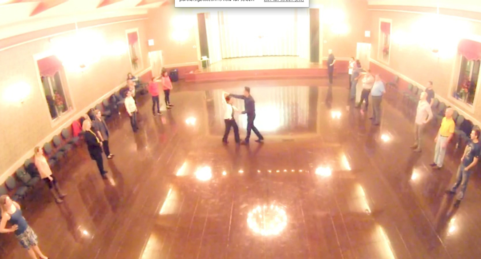 20151026 – Absolute Beginners Club Salsa Session 06