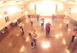 20151126 – Absolute Beginners Ballroom Session 09 (Tango/Foxtrot)