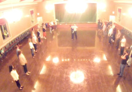 20150924 – Absolute Beginners Ballroom Session 01 (Foxtrot)