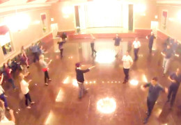 20151008 – Absolute Beginners Ballroom Session 03 (Foxtrot/Waltz)