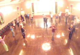 20151015 – Absolute Beginners Ballroom Session 04 (Waltz)