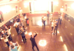 20151022 – Absolute Beginners Ballroom Session 05 (Waltz)