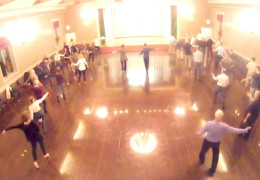 20151029 – Absolute Beginners Ballroom Session 06 (Waltz/Cha Cha)