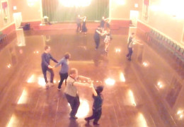 20151005 – Level 1 Salsa Session 03
