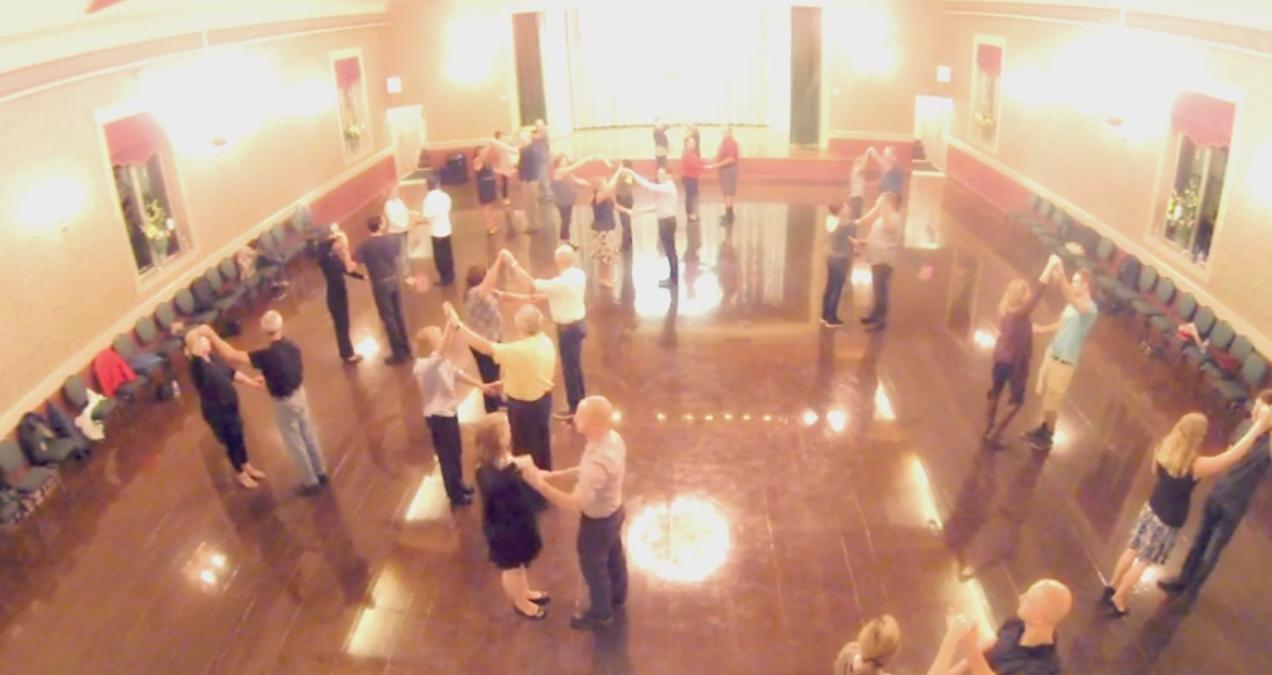 20150929 – Absolute Beginners Club Salsa Session 02 (Merengue/Salsa)