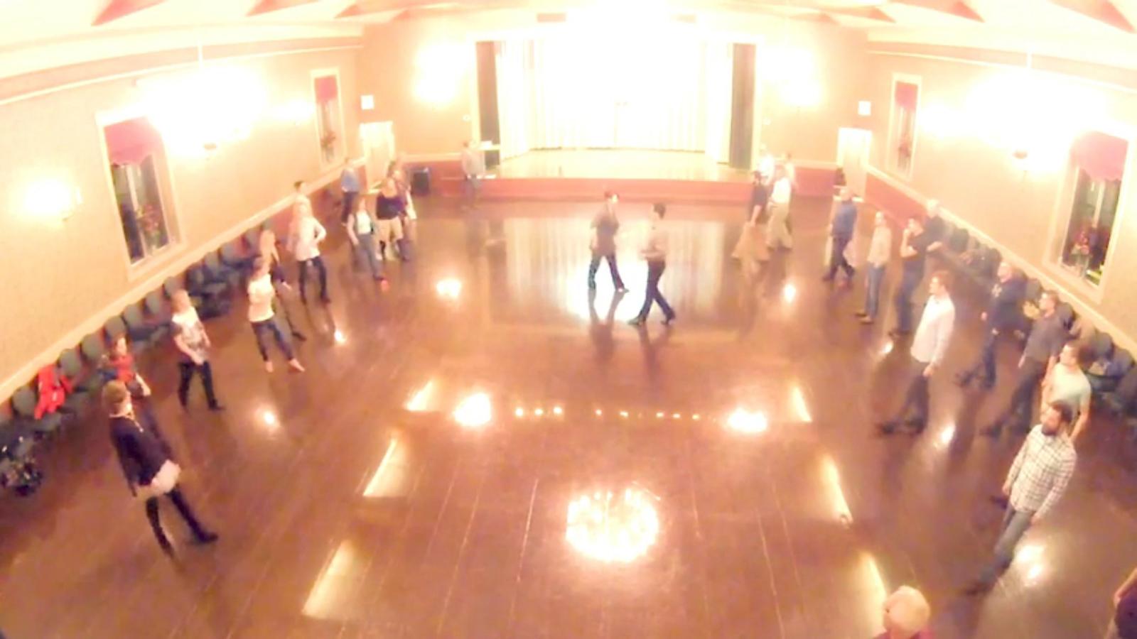 20151113 – Absolute Beginners Ballroom Session 08 (Rumba/Tango)