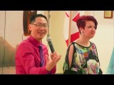 #lifeLessons from the Ballroom @danceScape @AWCOakville – Dragons' Den/Speaker Seminar (Excerpt)