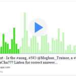 Podcast – Is the #music, #NO @Meghan_Trainor, a #Salsa or #ChaCha??? Listen for correct answer…
