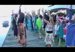 lifeFLOW ChiGong at Summer Solstice by the Lake