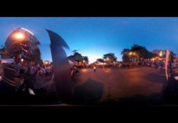 Check out this awesome #360° videosphere #danceScape #360 #VirtualReality #VR Video @BSOMF @DTBurlingtonON
