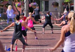 FREE danceTONE & lifeFLOW ChiGong Online Video Workout
