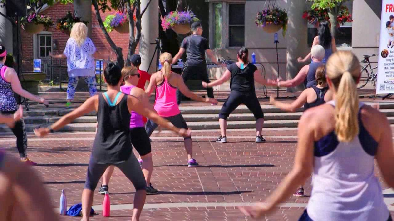 Dance Workout Video Series: Bachata