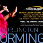Forever Tango at Burlington Performing Arts Centre