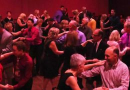 "Big Band Ballroom Bash – #danceScape presents the LIVE Big Band Music of ""That Band"""