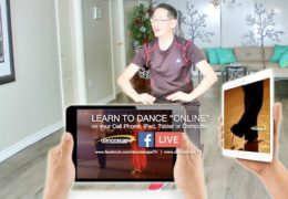 #shallwedance @danceScape? #facebookLive – Season 1, Episode 2 (20170120 – Summary)