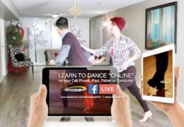 #shallwedance @danceScape? #facebookLive – Season 1, Episode 3 (20170122 – Summary)