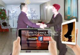#shallwedance @danceScape – Season 1, Ep. 9 (20170205 – #sundayfunday #salsa SUMMARY)