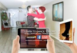 #shallwedance @danceScape? Season 1, Ep. 11 P1 (20170112 – #hipexercises #rumba Summary)