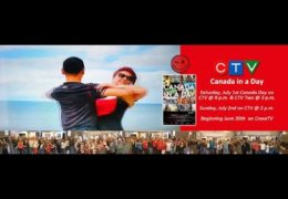 """Canada in a Day"" on CTV Television"