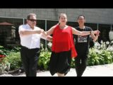 Being Blind Couldn't Stop Tricia Pokorny from Learning the #ChaChaCha @danceScape